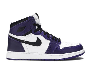 AIR JORDAN 1 RETRO HIGH OG 'COURT PURPLE 2.0' GS