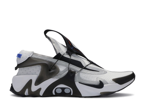 "NIKE ADAPT HUARACHE ""WHITE BLACK"""