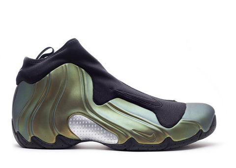 "NIKE AIR FLIGHTPOSITE ""METALLIC GOLD"""