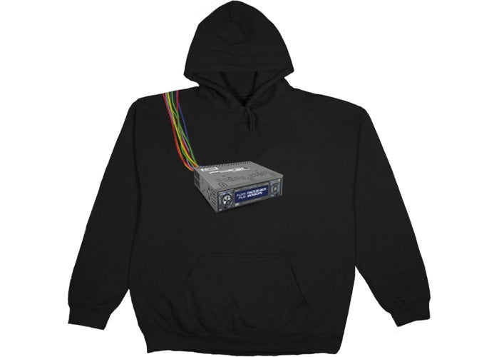 TRAVIS SCOTT JACKBOYS CORD CUTTERS HOODIE BLACK