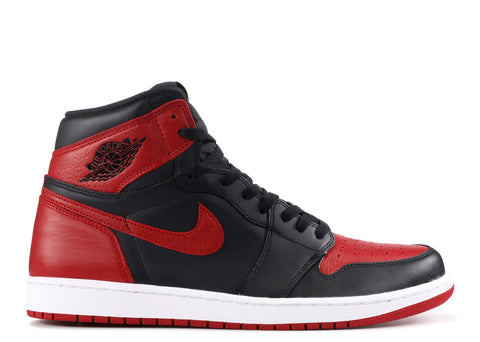 "AIR JORDAN 1 HIGH OG ""BANNED 2016 RELEASE"""