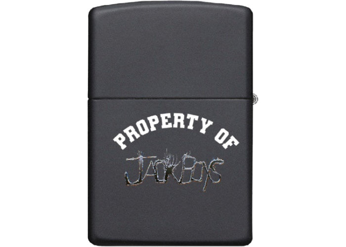 TRAVIS SCOTT JACK BOYS PROPERTY OF LIGHTER BLACK