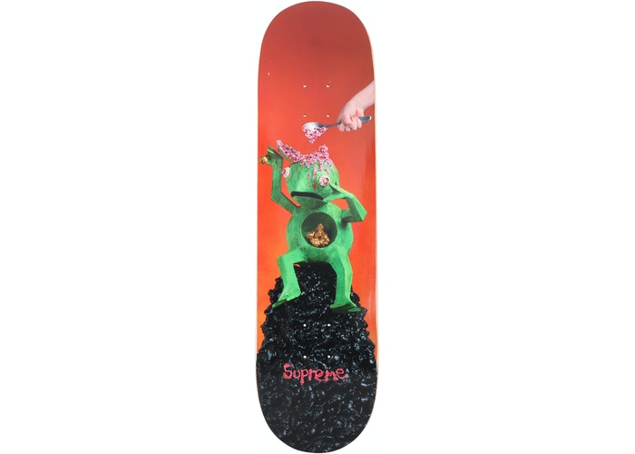 SUPREME MIKE HILL BRAINS DECK