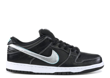 NIKE SB DUNK LOW DIAMOND SUPPLY CO BLACK