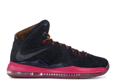 "NIKE LEBRON 10 EXT DENIM QS ""DENIM"""