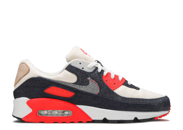 NIKE AIR MAX 90 X DENHAM 'INFRARED'