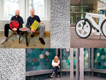 6 Amsterdam pioneers changing the future of recycled plastic