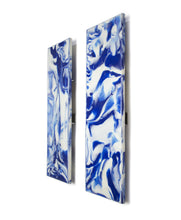 Load image into Gallery viewer, Frost-Wall-Design-Polimarble-Recycled-Plastic-Blue