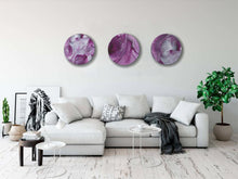 Load image into Gallery viewer, Round Wall Art - Polimarble
