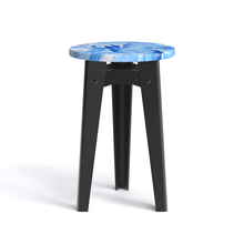 Load image into Gallery viewer, Moonlet Stool - Polimeer