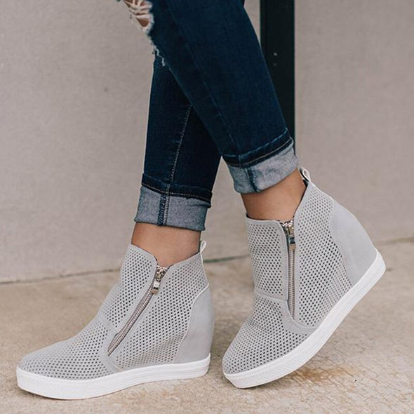 Woman Shoes Casual Breatha bleIncrea sing Women