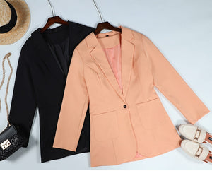 Blazer Basic Disponível do P ao 5G - Efashion