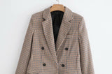 Blazer Xadrez 3B - Efashion