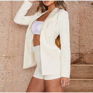 Conjunto Blazer & Shorts Art - Efashion