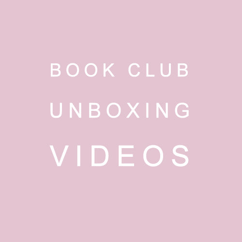 Book Club Unboxing Videos