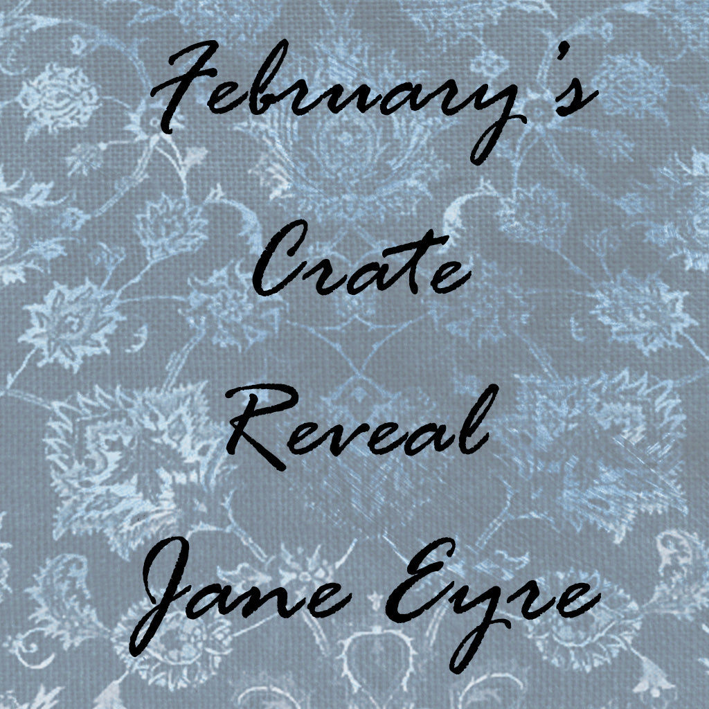 The Bookishly Classic Book Crate - February's Cover Reveal.