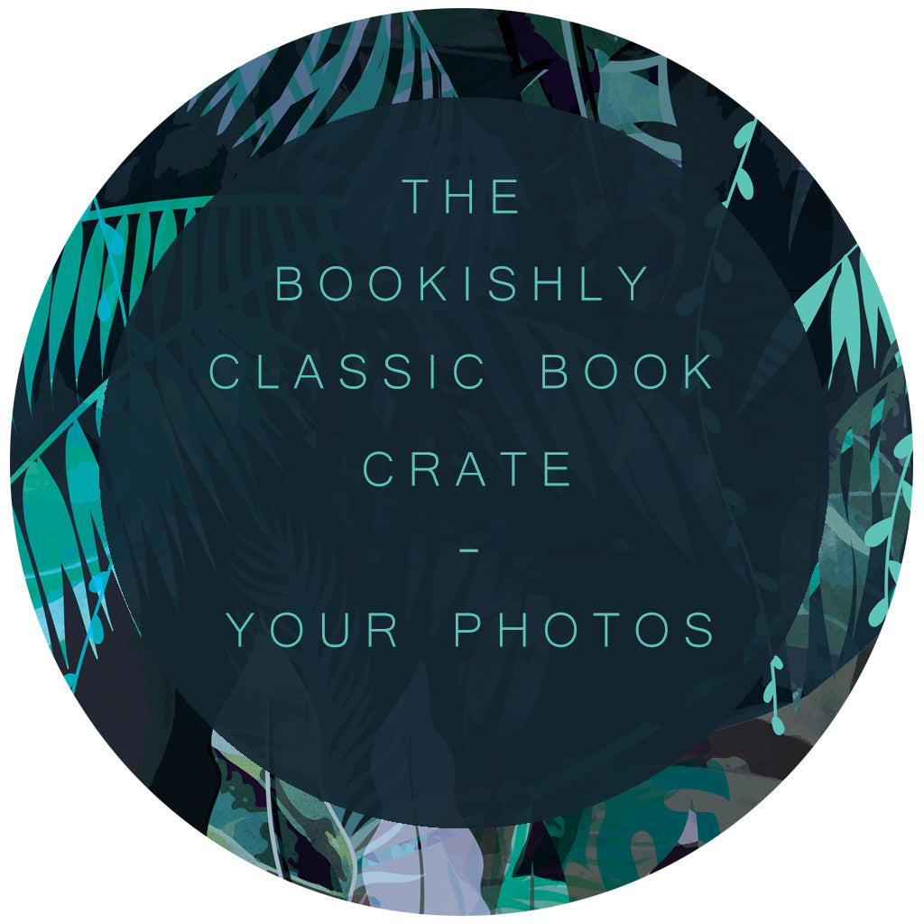 The Bookishly Classic Book Crate - Your Photos