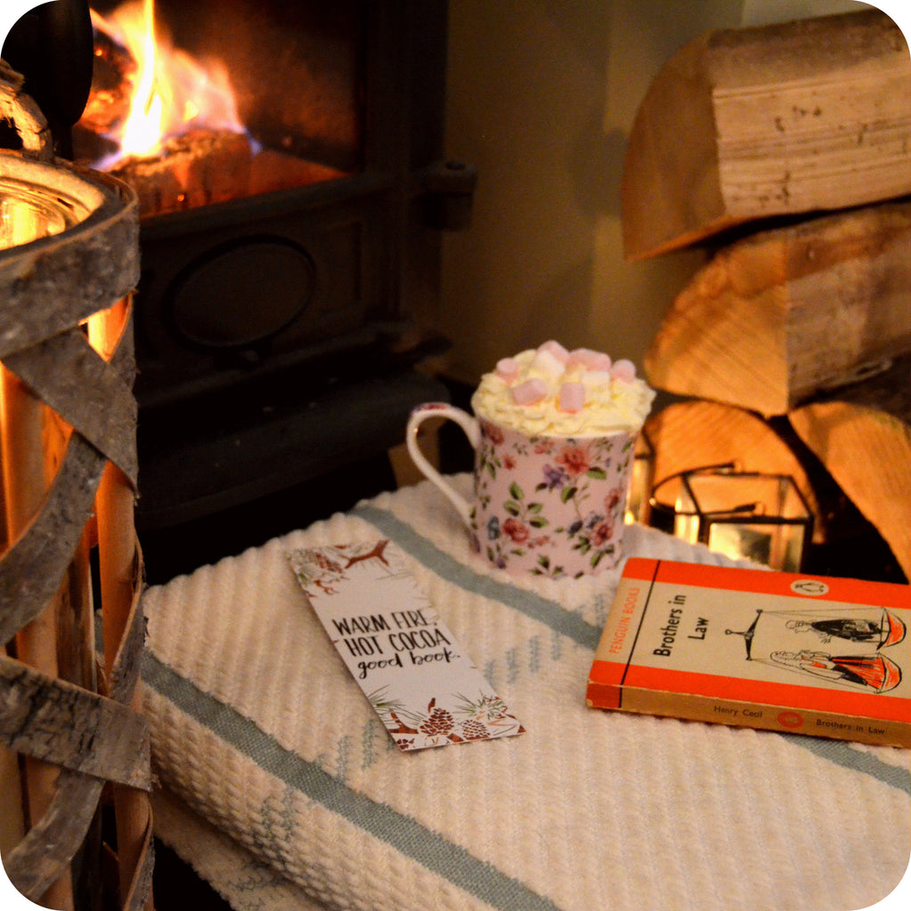 Bookishly's Perfect Hygge Night In