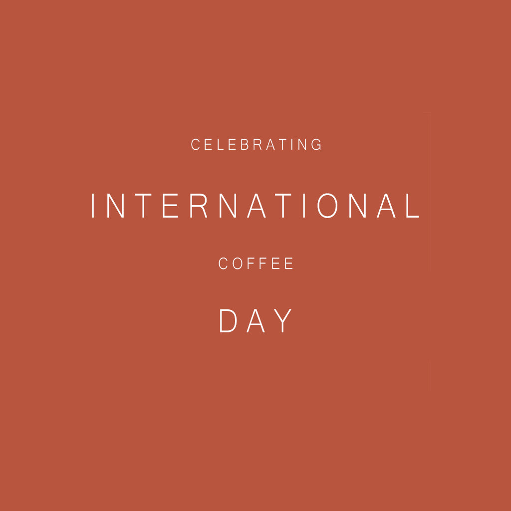 Celebrating International Coffee Day