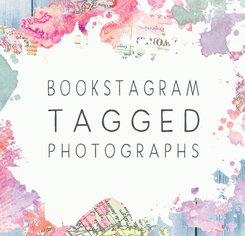 Bookstagram Tagged Photographs!