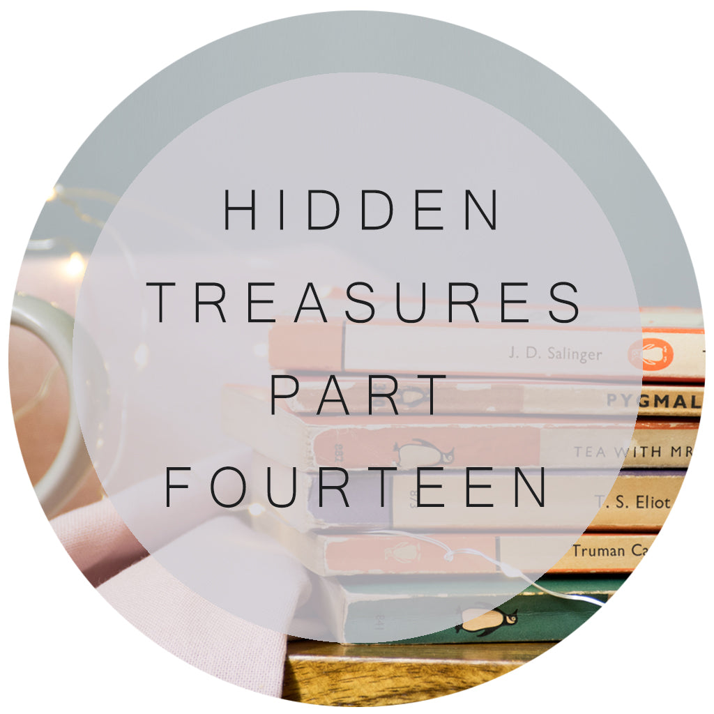 Hidden Treasures - Part Fourteen.