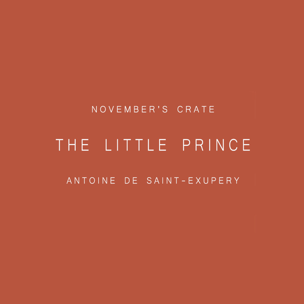 November's Crate - The Little Prince