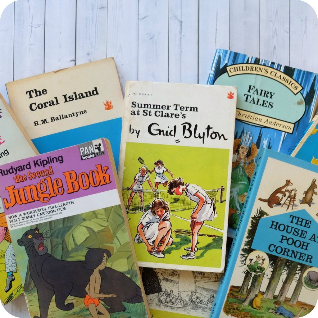 Top Five Classic Children's Books
