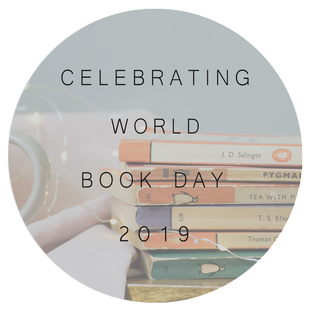 Celebrating World Book Day 2019. ✨