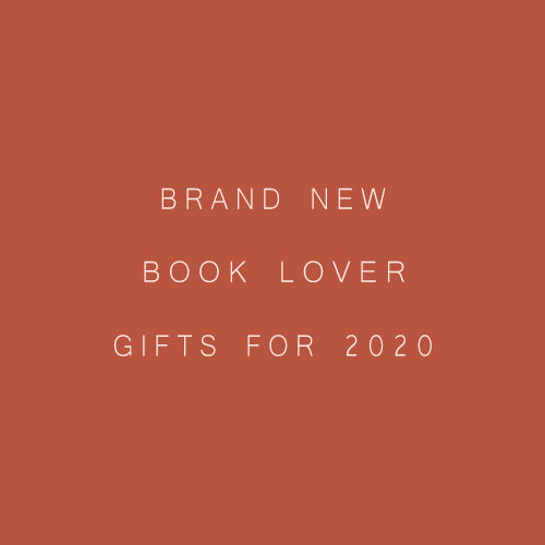 Brand New Book Lover Gifts for 2020