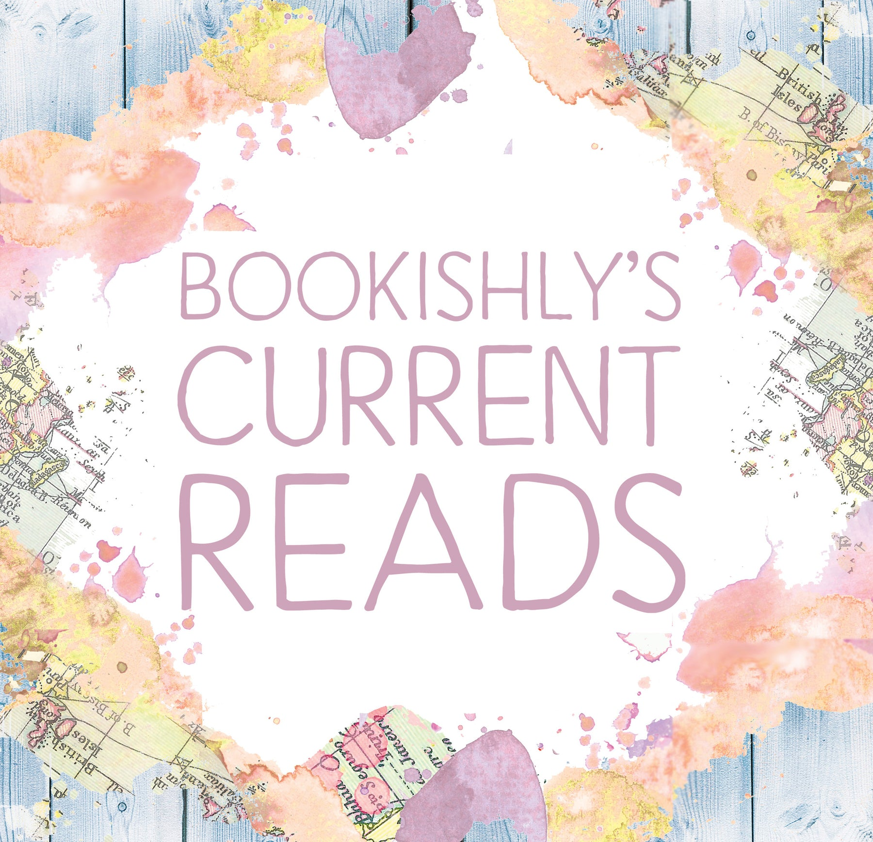 Bookishly's Current Reads!