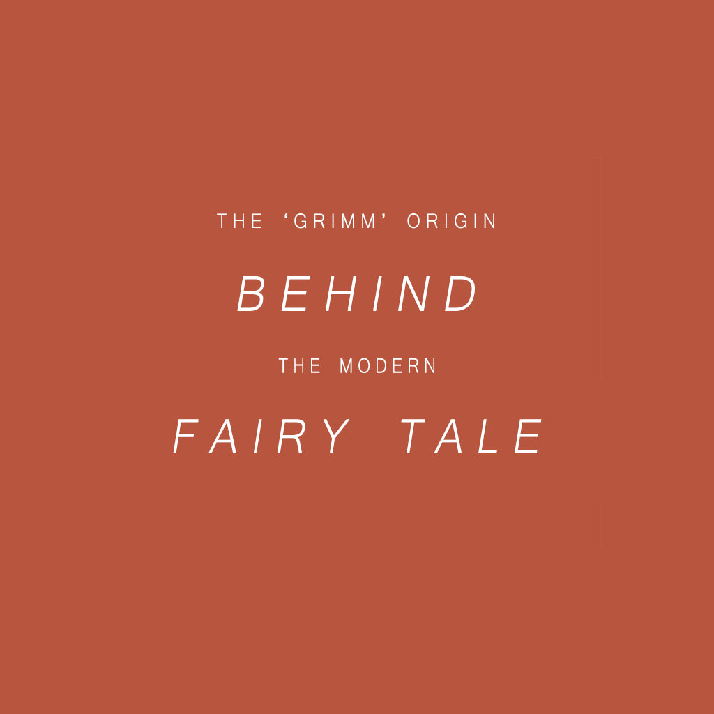 The 'Grimm' Origin Of The Modern Fairy Tale