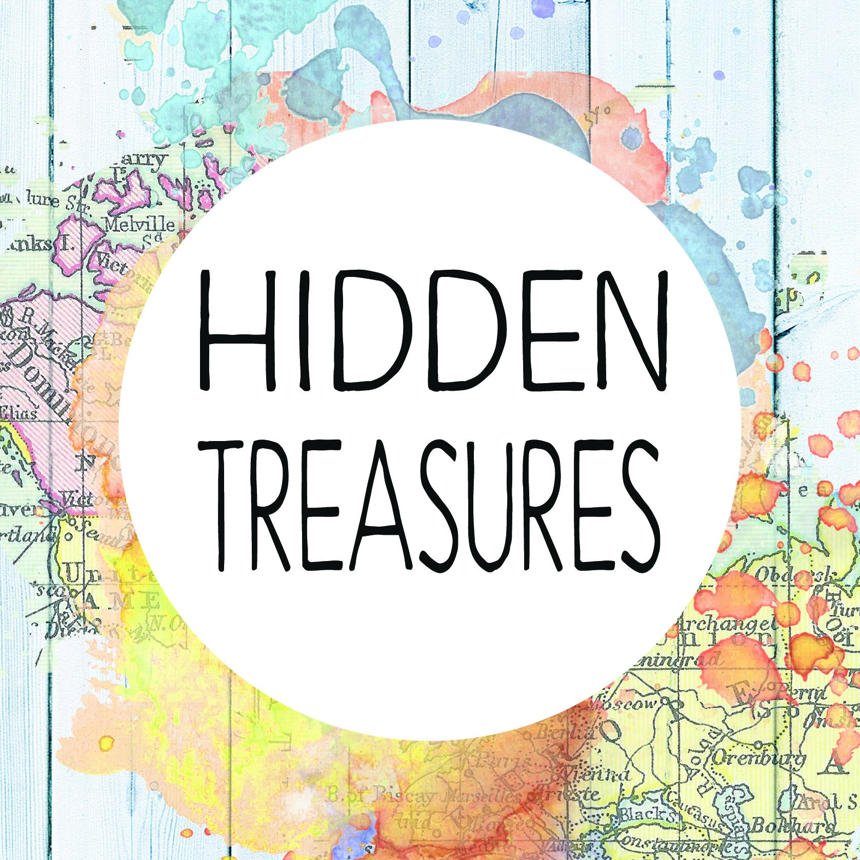 Bookishly's Hidden Treasures - Part Five