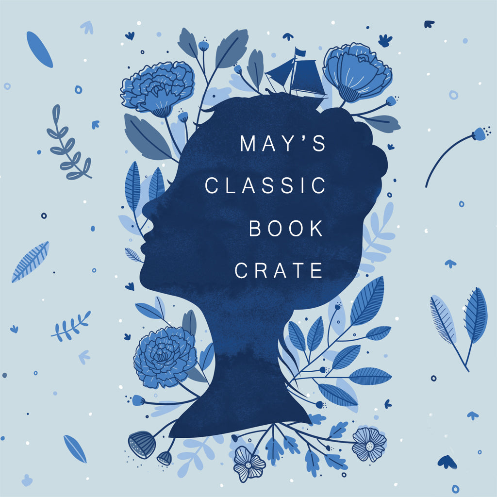 The Bookishly Classic Book Crate - May's Cover Reveal!
