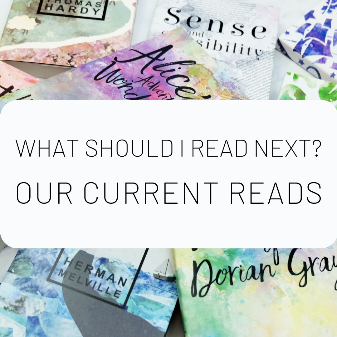 What Should I Read Next? Our Current Reads 📖