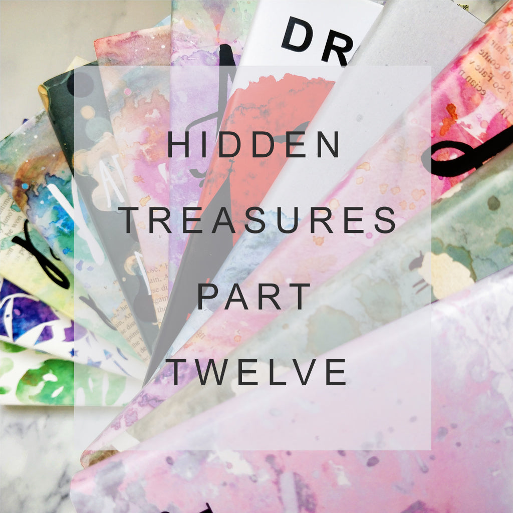 Hidden Treasures - Part Twelve!