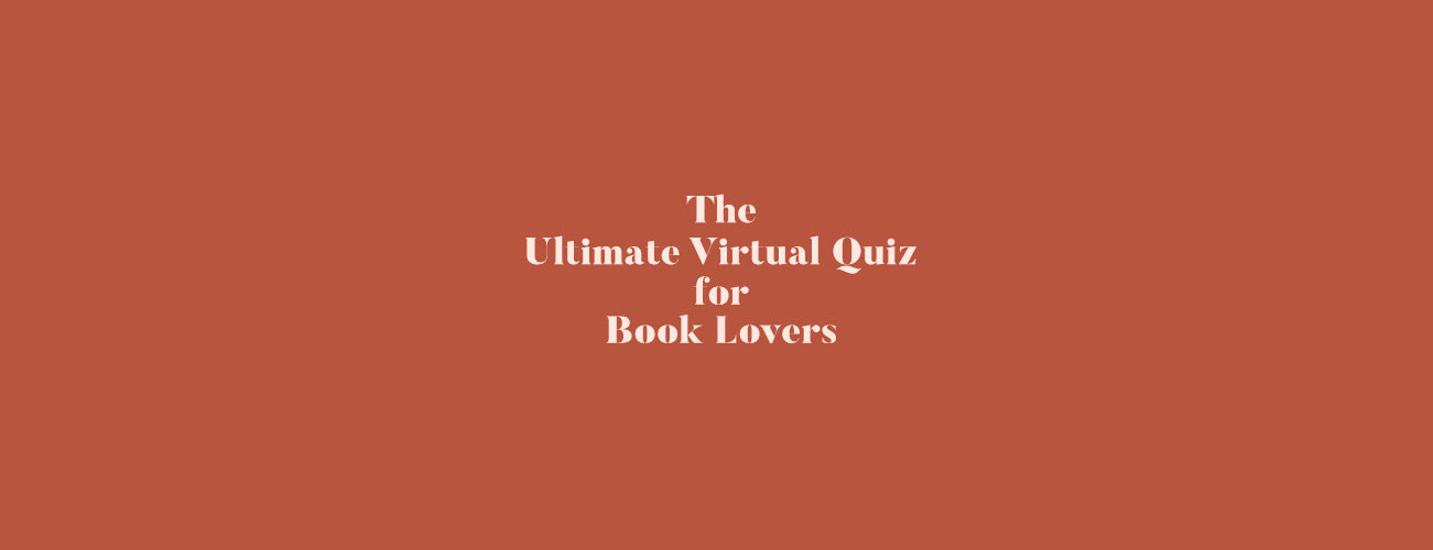 The Ultimate Virtual Quiz for Book Lovers