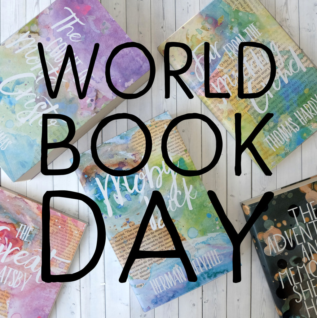 World Book Day - 5 Books That Have Inspired Us