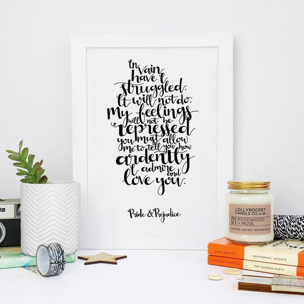 Literary Wedding Gifts Ideas For Your Two Favourite Book