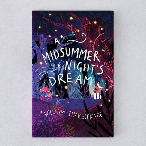 A Midsummer Night's Dream front cover