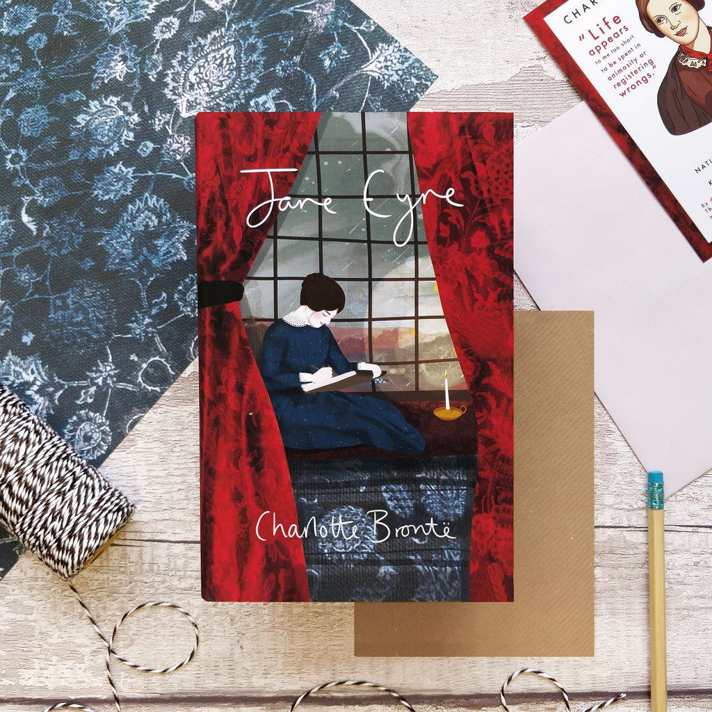 Jane Eyre - The Past Bookishly Crate