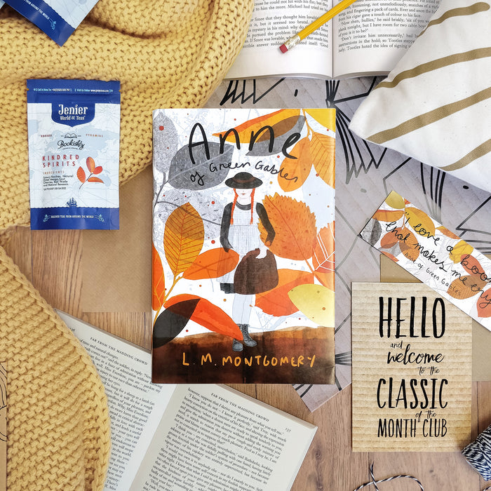 Classic Book Subscription Contents | Anne of Green Gables Book
