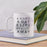 a book a day keeps reality away literary mug