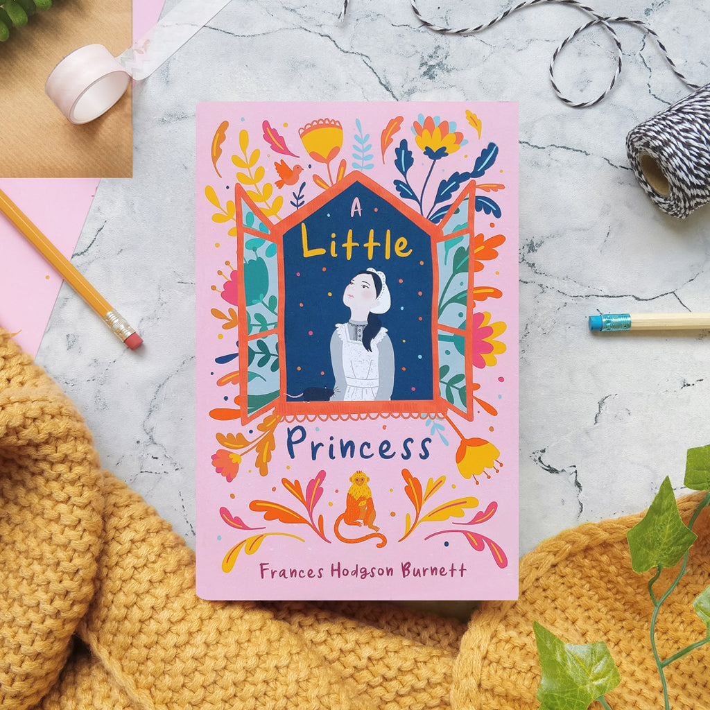 A Little Princess - The Past Classic Book Crate