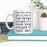 C.S Lewis Tea Quote - Book Mug