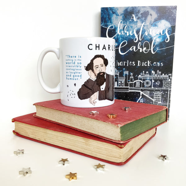Author Mug - Charles Dickens