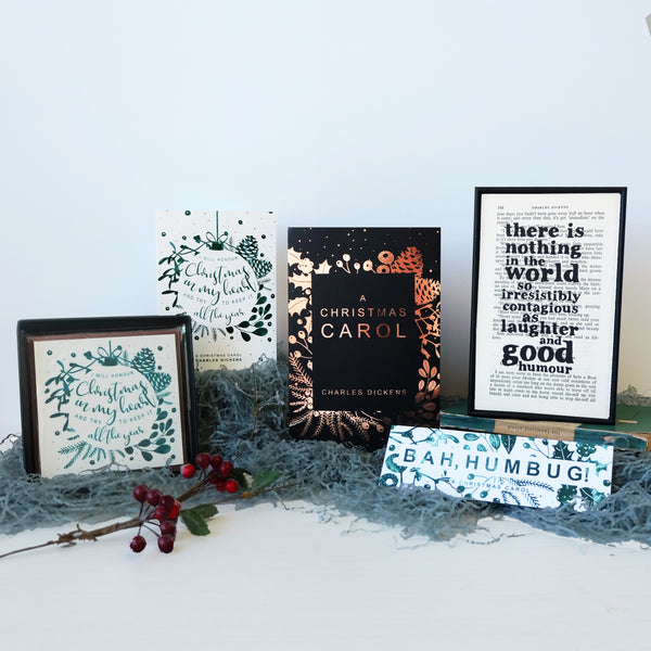 The Bookishly Crate - A Christmas Carol Special Edition