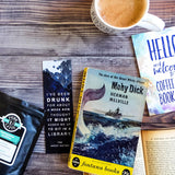 Coffee and Book Club Subscription Unique Gifts for Book Lovers Bookishly