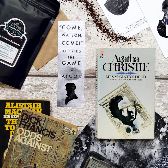 Crime Thriller Books - Three Month Vintage Book Subscription