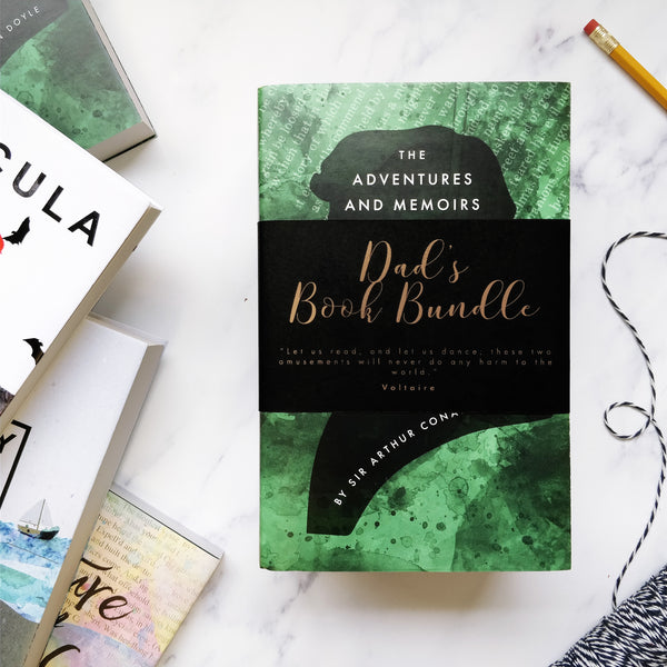 Personalised Three Classic Book Bundle