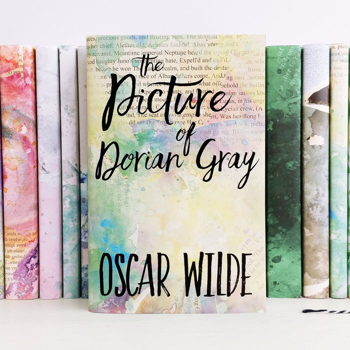 Oscar Wilde's The Picture of Dorian Gray Exclusive Cover Gifts for Book Lovers